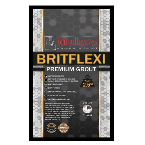 BritFlexi Grout