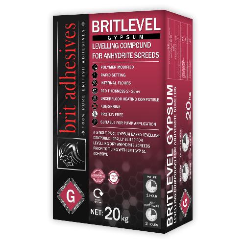 BritLevel Gypsum