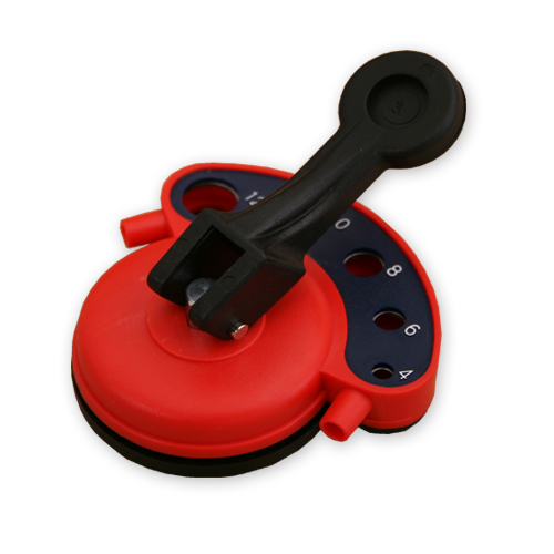 Universal Drill Guide with Suction Cup