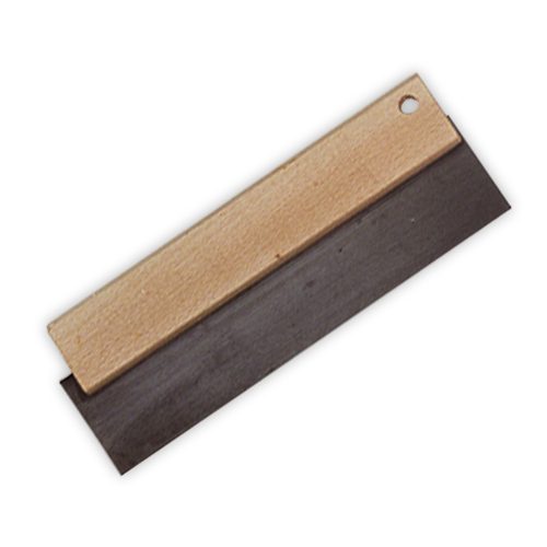 Grout Squeegee - Wooden Handle 200mm