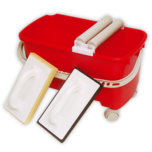 Professional Washset - Red Bucket