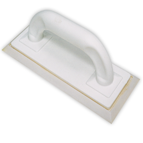 Epoxy Grout Float - White Base 10 x 3.75""