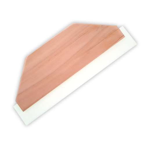 Grout Squeegee - Wooden Handle