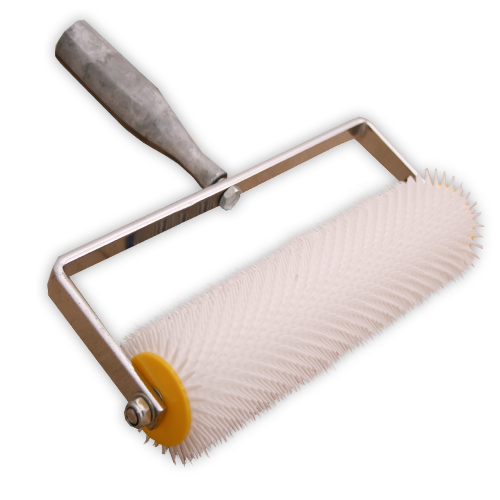 760mm Spiked Roller 11mm Long Spike 760mm Tiling Store