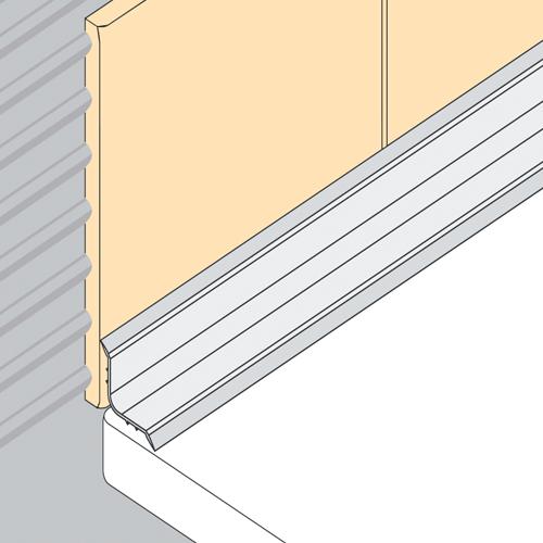 Bathseal Over Tile Fixing