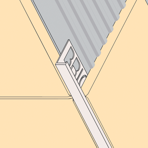 PVC Square Edge Trim
