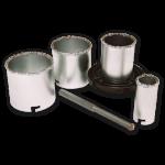 6pc Tungsten Carbide Circular Tile Cutter Set