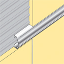 Aluminium Listellos
