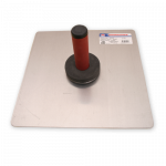 Aluminium Plastering Hawk, Durasoft Handle