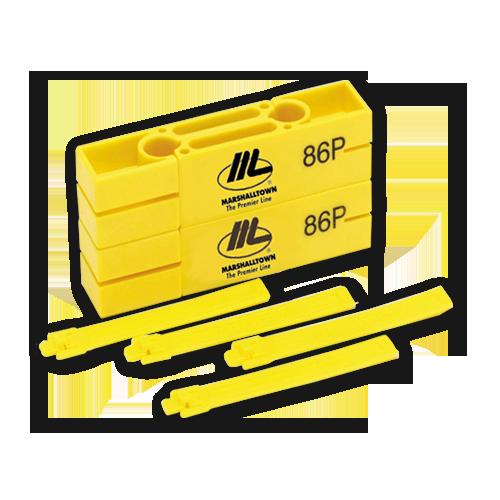 Plastic Masonry Line Blocks