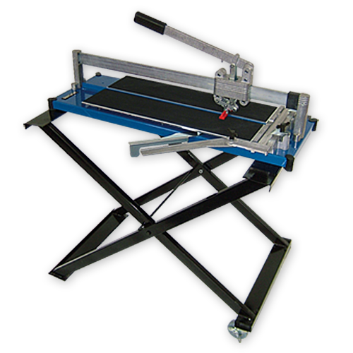 Industrial Top Line Tile Cutter with Folding Stand