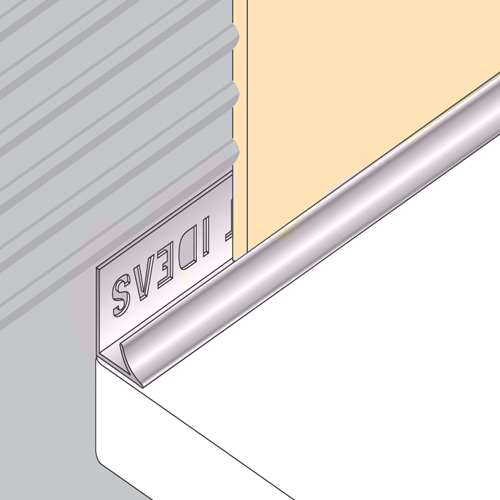 Aluminium Worktop Trim